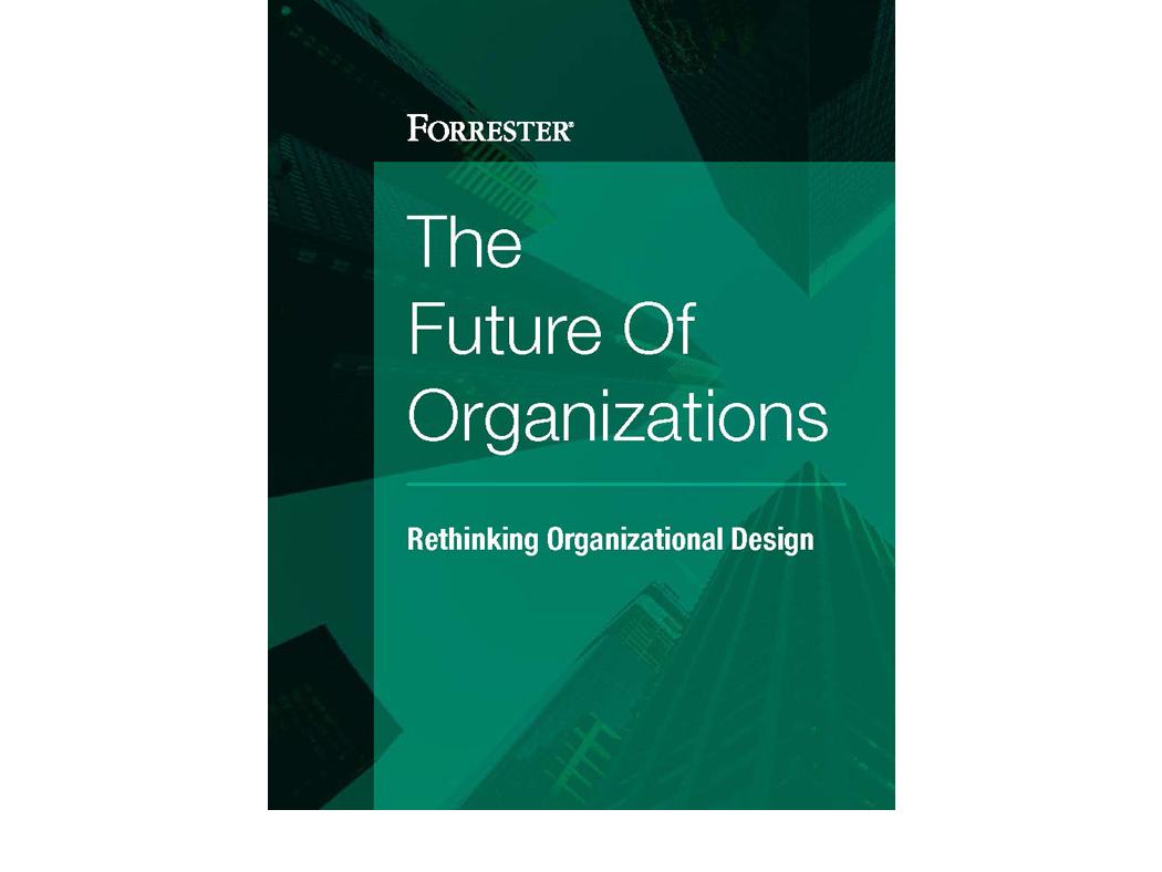 Future of Organizations